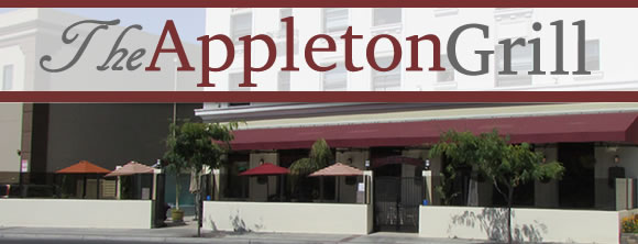 Introducing the Appleton Grill Restaurant